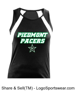Ladies Singlet Design Zoom